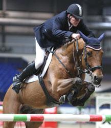 Albert Zoer gewinnt mit Sam in Leipzig
