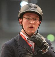 Tobias Meyer gewinnt Preis der Deutschen Kreditbank (DKB) beim CSI Neustadt/Dosse