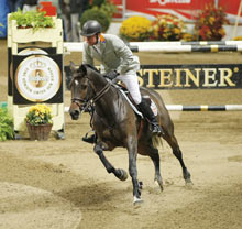 Baltic Horse Show bleibt vorerst in Kiel