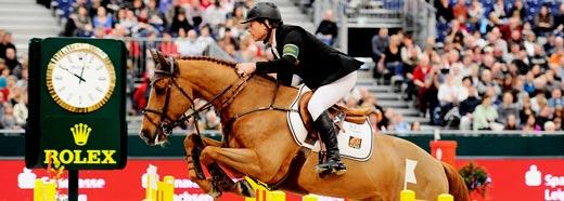 Rolf-Goeran Bengtsson gewinnt Weltcup-Qualifikation in Leipzig