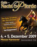 Nacht der Pferde - Gala-Show 2009 ausverkauft
