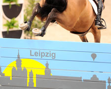 Partner Pferd 2012 in Leipzig